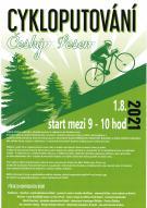 Pozvánka na cykloputování Českým lesem